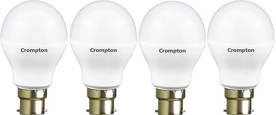 Crompton B22 LED-12WDF-CDL-BI 12-Watt LED Lamp (Cool Day Light)