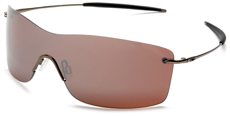 26f376ab8b Amazon.com  Oakley Men s Nanowire 3.0 Iridium Polarized Sunglasses ...
