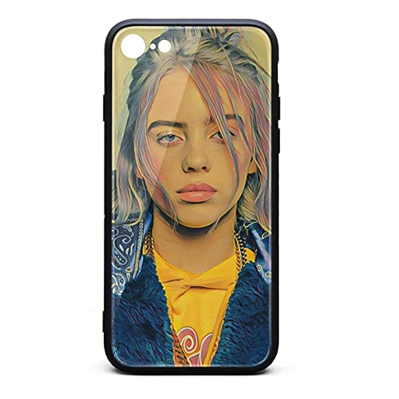 billie eilish iphone 8 case