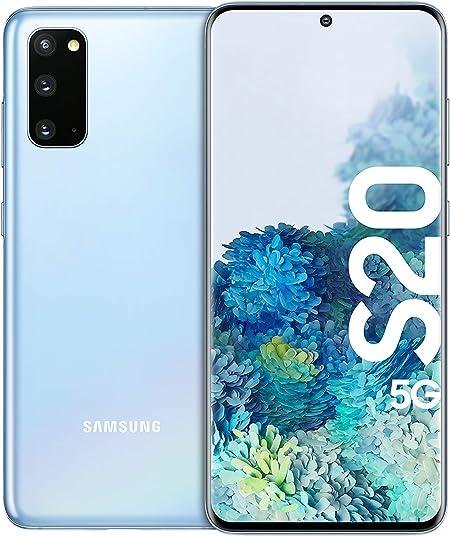 Samsung Galaxy S20 5g Smartphone Bundle 128 Gb Elektronik