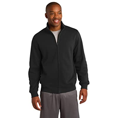 Sport-Tek Men's Full Zip Sweatshirt
