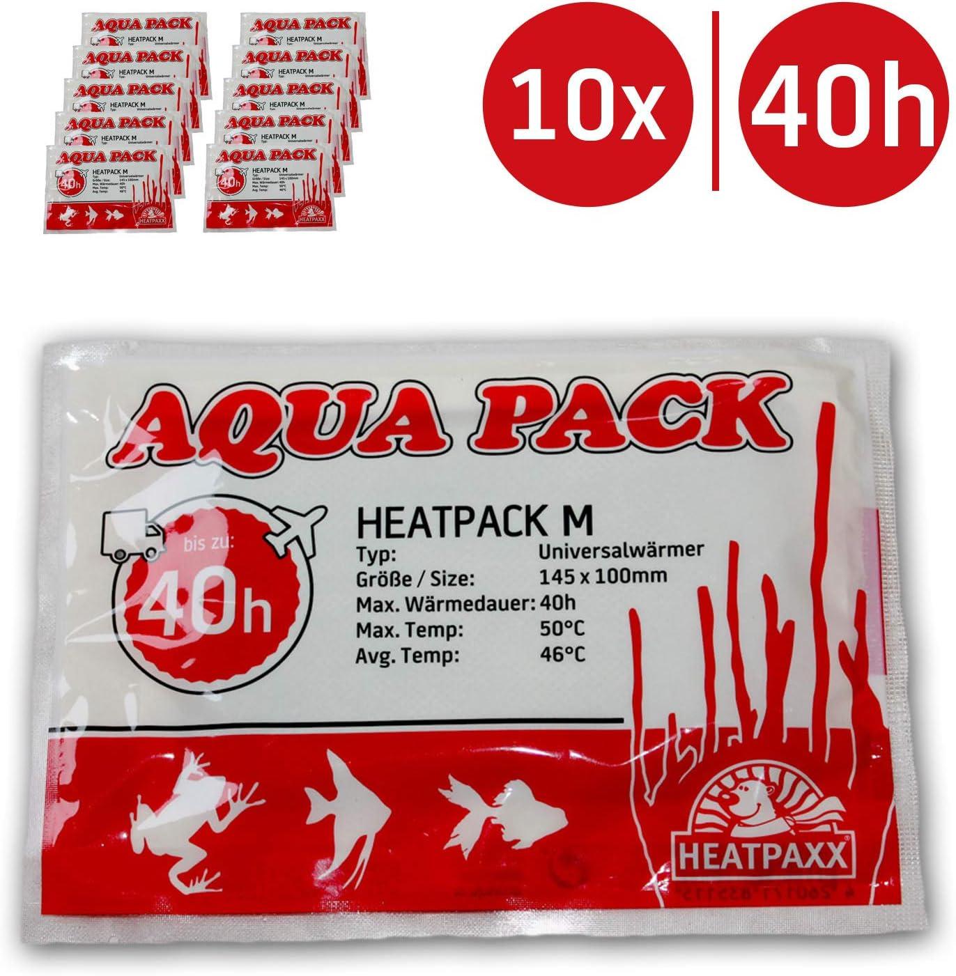 HeatPaxx UNIVER salwärmer | Heat Pack M 40H | Aqua Pack ...