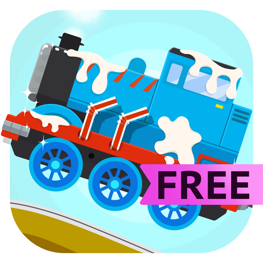 (Train Driver Free - The Train Simulator & Driving Games For Kids Free)