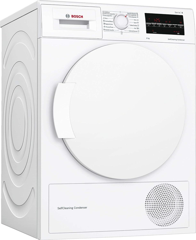 Bosch Serie 6 WTW87641ES - Secadora (Independiente, Carga frontal ...