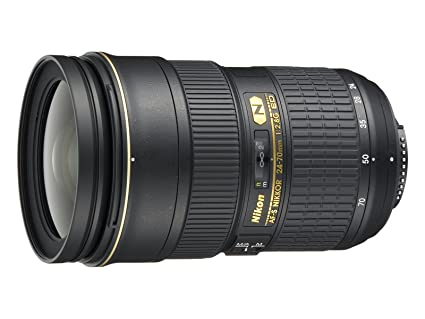 amazon com nikon af s fx nikkor 24 70mm f 2 8g ed zoom lens with rh amazon com Sony 24 -70 Sigma 24-70Mm