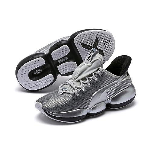 Puma Mode Xt Silver Wns, Scarpe da Fitness Donna, Grigio