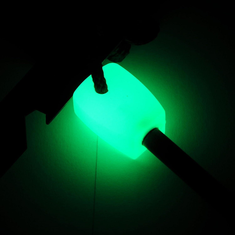 Ganzoo - Pedernal de magnesio con Cabezal Fluorescente, 76 mm de Longitud: Amazon.es: Deportes y aire libre