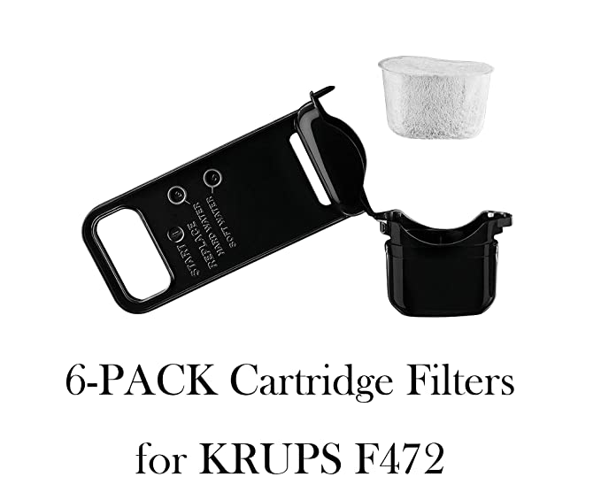 Nrp de carbón vegetal de repuesto cartuchos de filtro de agua para ...