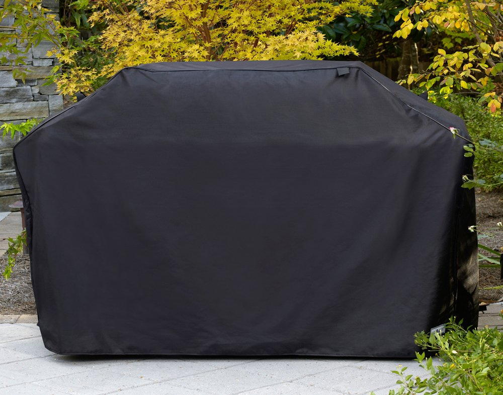 Patio Armor SF40274 80-Inch Premium Mega X-Large Grill Cover, Black by Patio Armor (Image #2)
