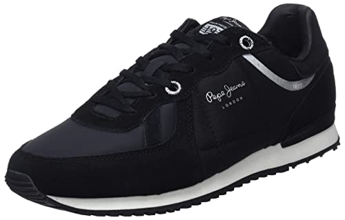 0d2673bbb8a Pepe Jeans Men's's Tinker 1973 Trainers: Amazon.co.uk: Shoes & Bags