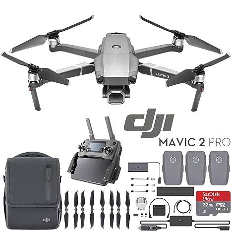 DJI Mavic 2 Drone Mobile Go Kit con Sensor CMOS y Almohadilla de ...