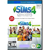The Sims 4 Bonus for PC Bundle by Electronic Arts