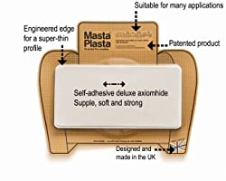 MastaPlasta Leather Repair Patch/Kit