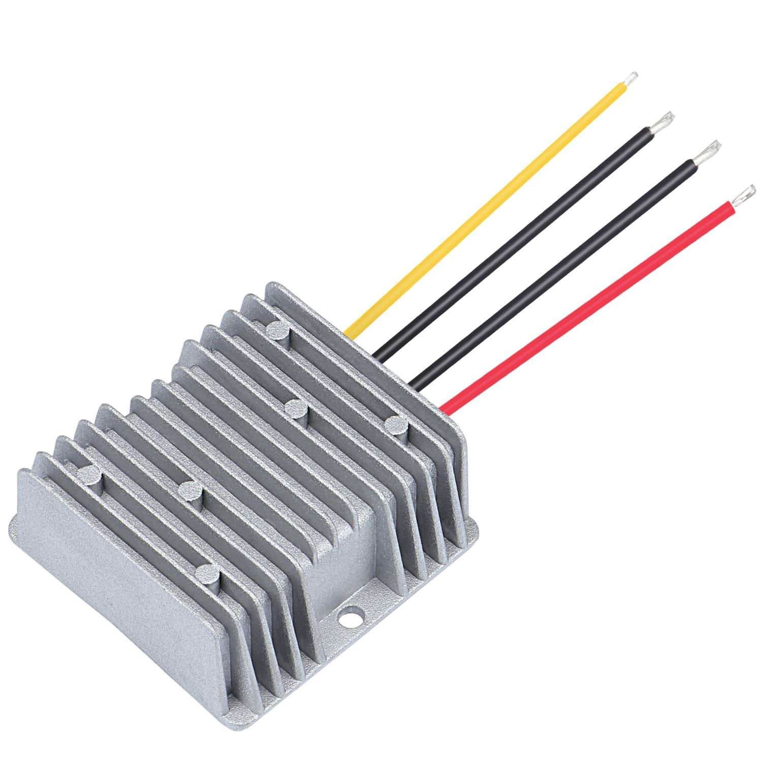 HSEAMALL DC 24V to DC 12V Step Down Converter,20A 240W Buck Converter Voltage Reducer Regulator,Car Power Supply Adapter Module