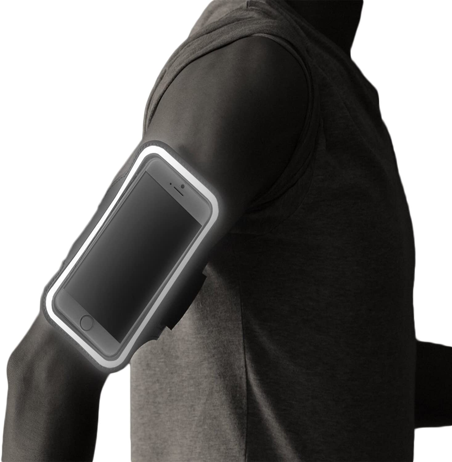 Waterproof iPhone SE 2020 Running Armband Sports Phone Case Holder for Runners