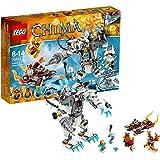 LEGO® Legends Of Chima - Playthèmes - 70223 - Jeu De Construction - Le Robot Ours Des Glaces