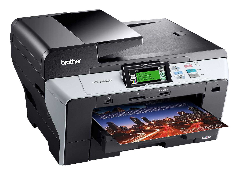 brother dcp 6690cw compact a3 inkjet multifunction printer amazon rh amazon co uk 6690 Scrub Husqvarna 6690 Sewing Machine