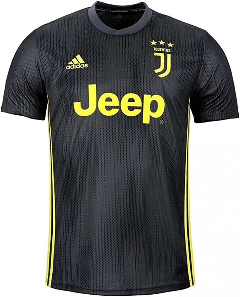 amazon com adidas juventus 3rd youth jersey 18 19 x large clothing adidas juventus 3rd youth jersey 18 19