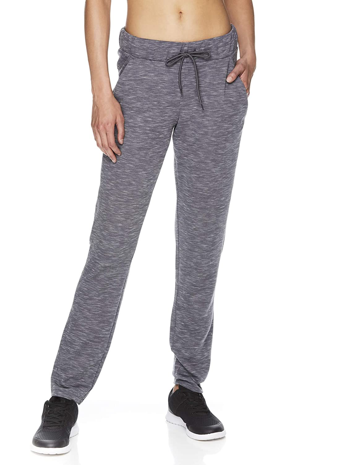 Workout /& Athleisure Sweatpants for Women HEAD Womens Athletic Jogger Running Pants