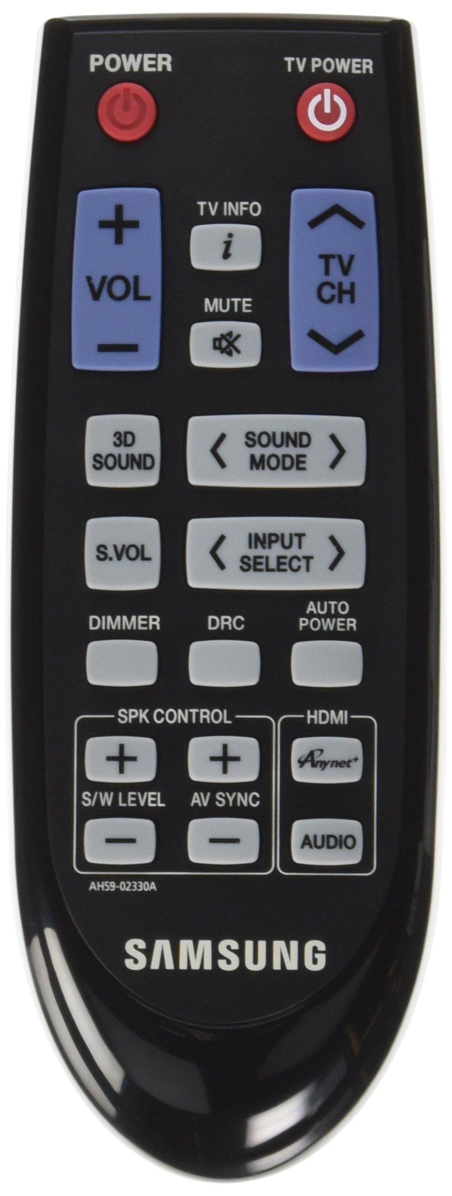 Control Remoto Samsung AH59 02330A