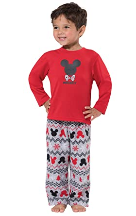 67ca379f543f Amazon.com  PajamaGram Mickey   Minnie - Toddler  Clothing