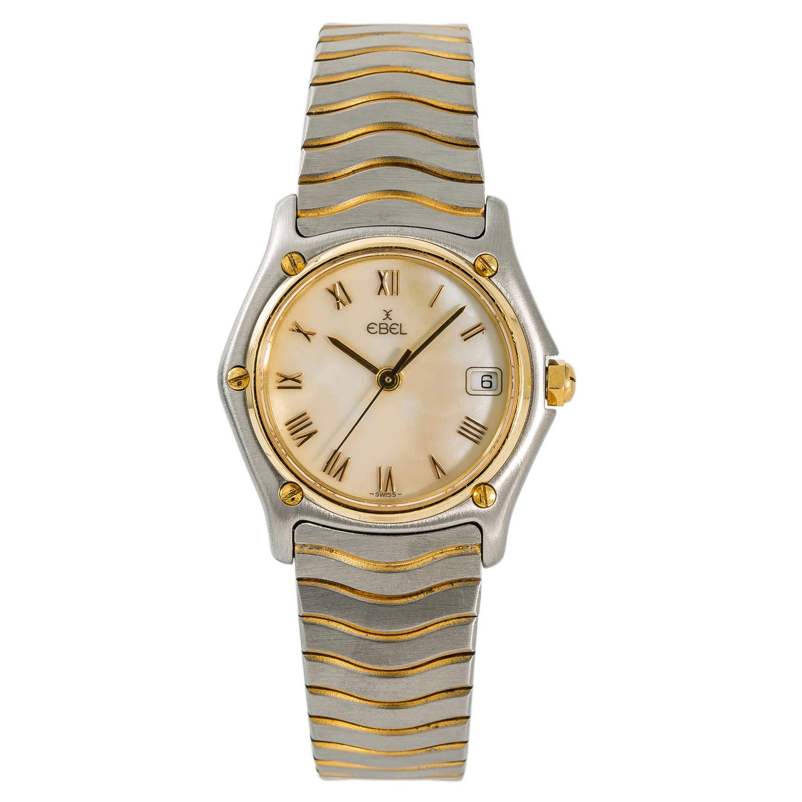 Ebel Wave Quartz Female Watch 183908 (Certified Pre-Owned)