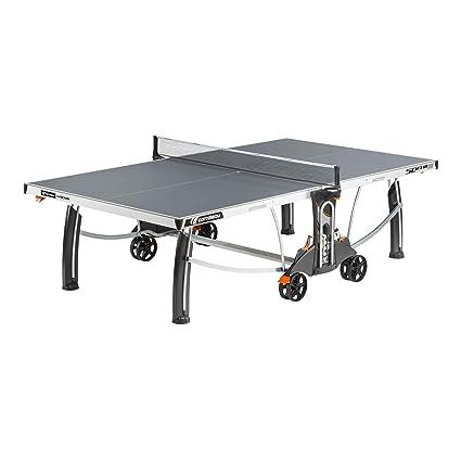 Amazoncom Cornilleau 500m Crossover Indooroutdoor Gray Table