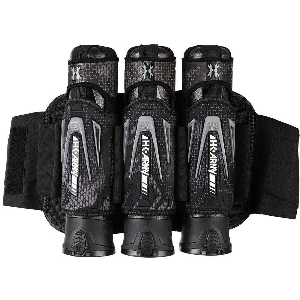 HK Army Zero-G Strapless Harness - Graphite - 3+2+4