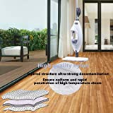 HIFROM 1 Count Replacement Steam Mop, Pocket