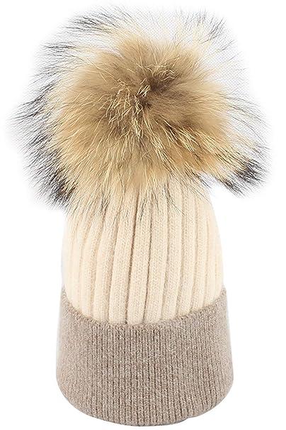 Gorros Gorro De Invierno Para Sombrero Punto De Mujer Cálido Elegante  Simple Años 20 Casual Al 0dea67a89e4