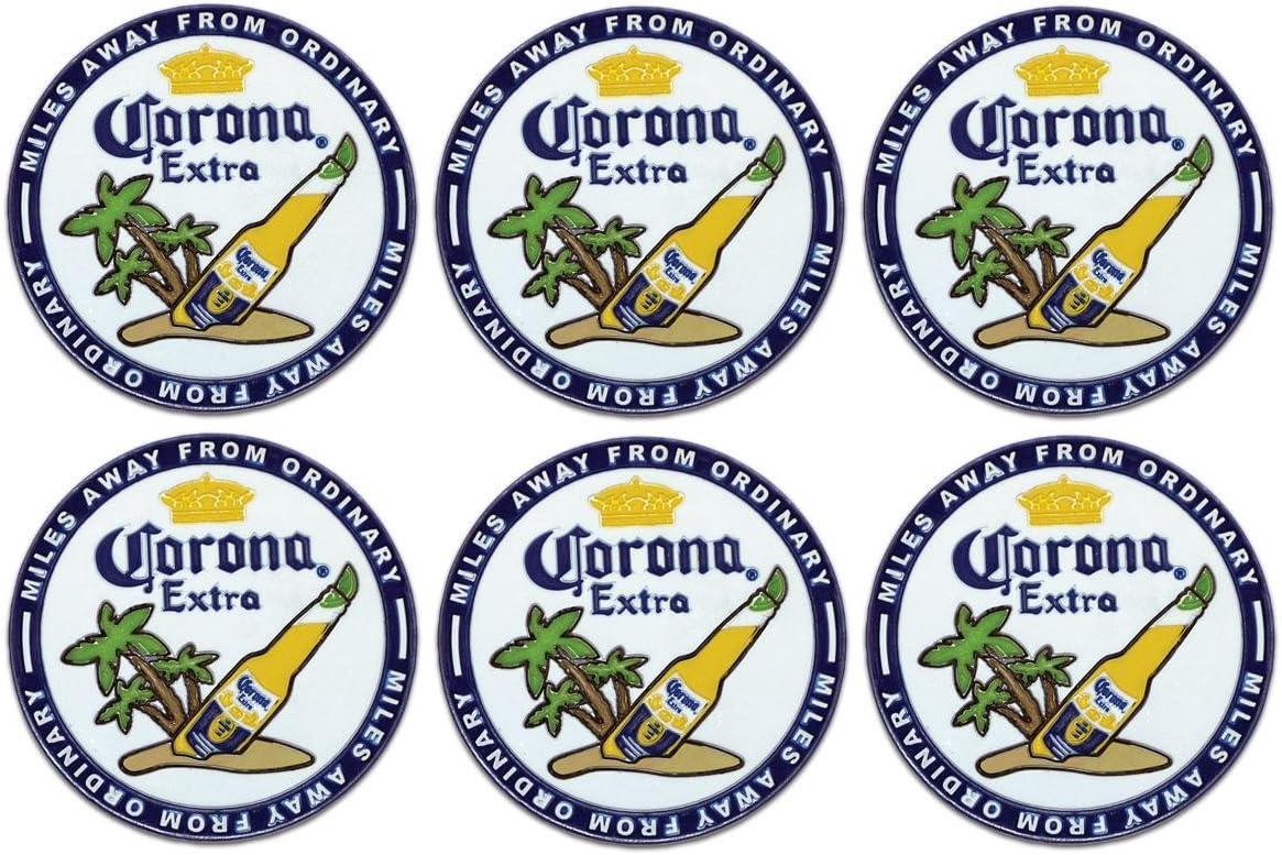 """23.5/"""" x 6.5/"""" New /& Free Ship  Little Bottles Corona Extra Beer Bar Spill Mat"""
