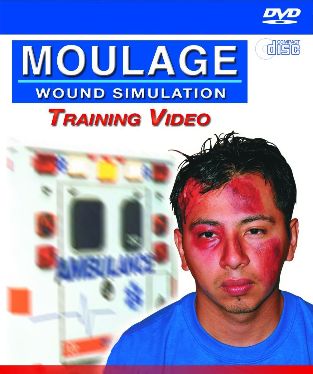Simulaids Moulage Movie DVD - 880