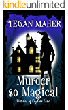Murder So Magical: Witches of Keyhole Lake Book 3 (Witches of Keyhole Lake Southern Mysteries)