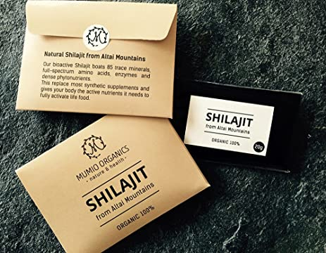 Amazon Pure Shilajit Resin Special Offer Buy 3 Get 1 Free