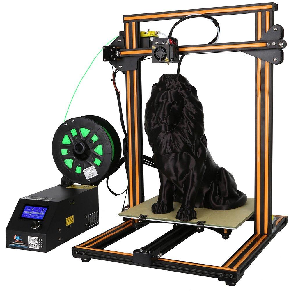 Uniqstore Creality CR-10 Impresora 3D Prusa I3 DIY Kit Aluminio ...