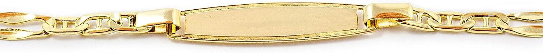 Bracelet Enfant Or Jaune 18 Carats
