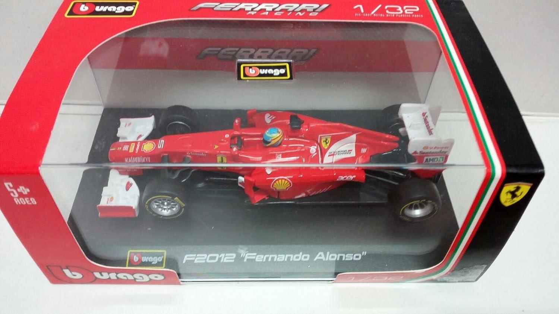 Multicolore 873039 Mac Due S.P.A Auto 1:32 Burago Ferrari Coll.Scude 46810