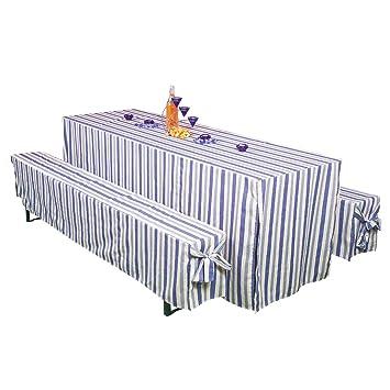 Hussenset de protection pour mobilier de jardin «dessin 208 violet ...