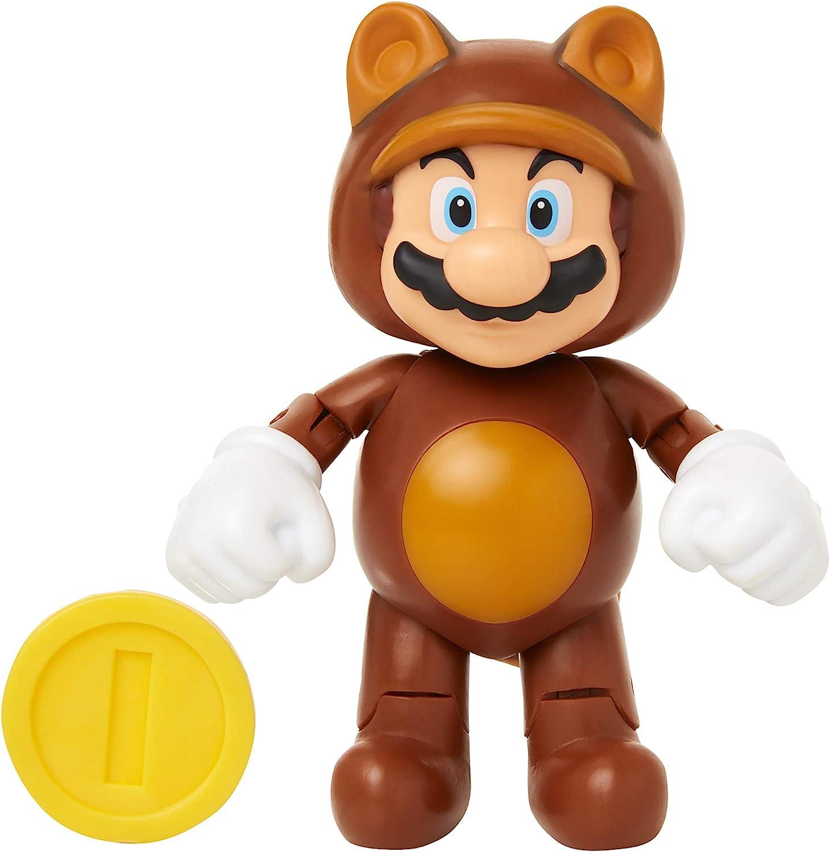 World of Mario Goomba 2-Inch Wind-Up Figure