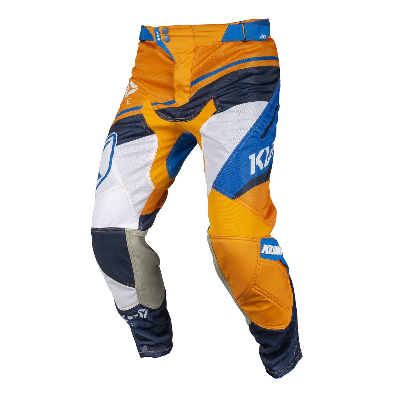 XC Lite Pant 34 Orange - Blue