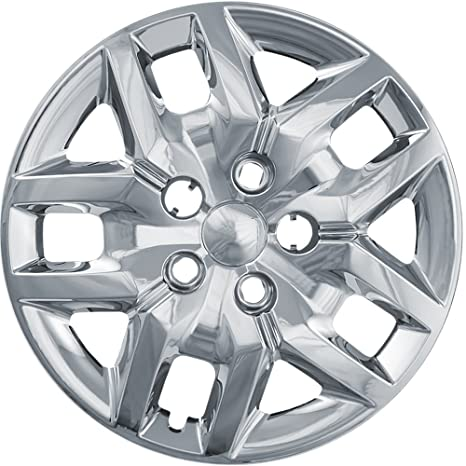 Tapacubos para Dodge Caravan, viaje (sola pieza) rueda, -17, cromo