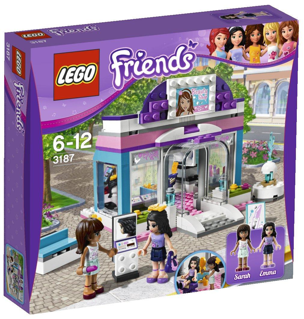 LEGO Friends 3187 - Schönheitssalon