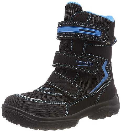SUPERFIT WINTER STIEFEL Schuhe Kinder Mädchen Blau Größe 27