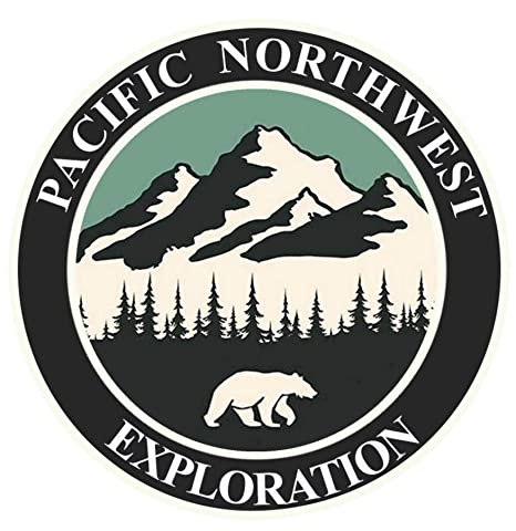 Amazon Com Explore Pacific Northwest 3 Embroidered Patch Iron On
