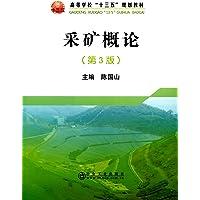 高等学校 十三五 规划教材:采矿概论(第3版)