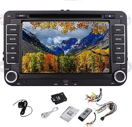 GPS reproductor de DVD del coche V¨ªdeo Logo Pupug coche DVD GPS Video Player