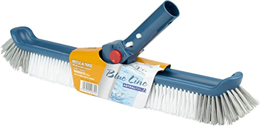 Astralpool Cepillo Pared 48CM Ajustable Clip Blueline: Amazon.es: Jardín