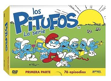 Los Pitufos 1 [DVD]: Amazon.es: Personajes animados, Peyo ...