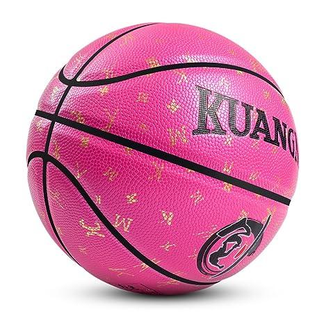 Kuangmi Baloncesto Junior tamaño 5 para niños para Interiores y al ...