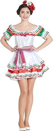 Banyant Toys, S.L. Disfraz DE Mexicana Falda Corta: Amazon.es ...